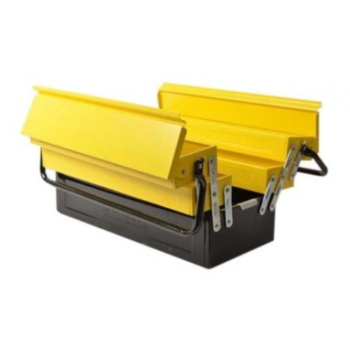 Stanley 5 Trauku metāla instrumentu kaste 1-94-738
