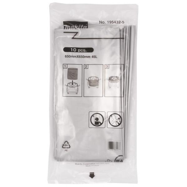 Putekļu maisiņš plastikāta (10gab.) DVC860,DVC861, DVC862, DCS863, DVC864