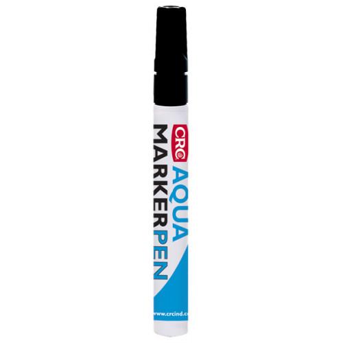 CRC Marķieris Aqua Marker Pen Black 12x- 32466-AA
