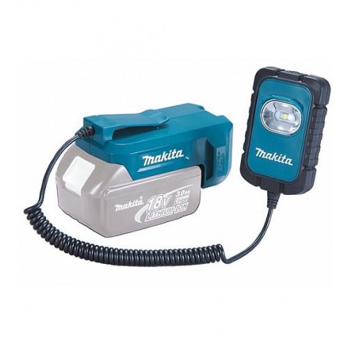 DEABML803, Akumulatora LED lukturis 14,4/18V Li-ion 12/18  a