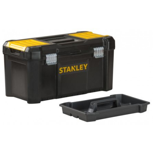 Stanley 16'' ESSENTIAL TOOLBOX METAL LATCHES STST1-75518