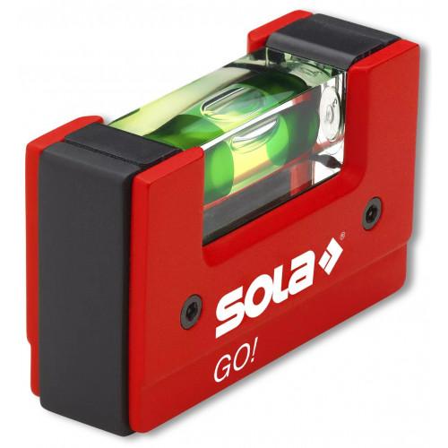 Kompaktais līmeņrādis SOLA GO!