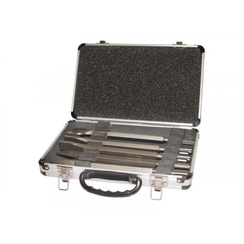 D-16368, SDS+ Pīķu un kaltu komplekts (2xpīķis 250mm; 2xkalt