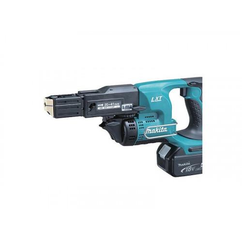 DFR450RMJX, Akumulatora skrūvgriezis ar automātisko skrūvju