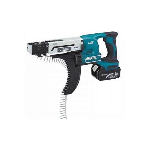 DFR550RMJX, Akumulatora skrūvgriezis ar automātisko skrūvju