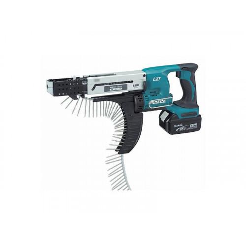 DFR750RME, Akumulatora skrūvgriezis ar automātisko skrūvju
