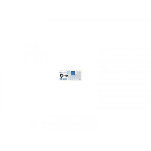 83132B8I, Papīra putekļu maisi (5gab.) Baltie/plānie 440