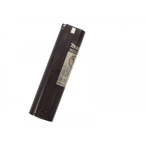 192533-0, Akumulators 9,6 V, 1,9 Ah, garais tips