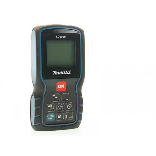 LD080PI, Lāzera tālmērs, svars - 138g ,mērīšanas diapozons -