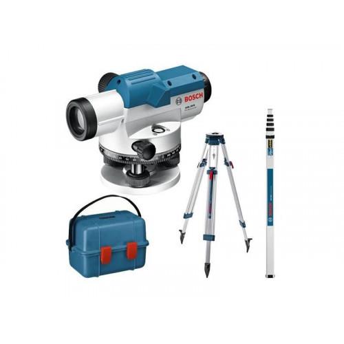 Optiskais nivelieris GOL 26 D, BT160, GR500 Case 0601068002
