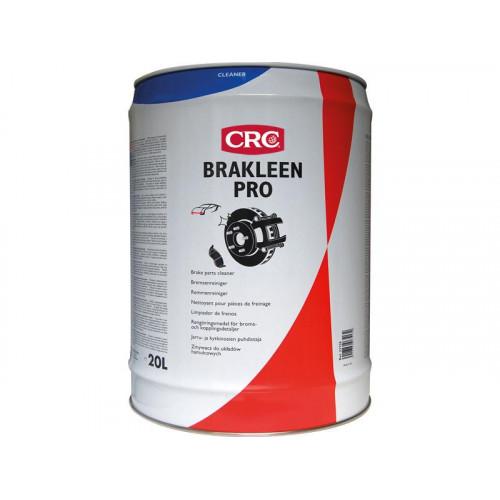 CRC, BRAKLEEN PRO bremžu detaļu tīrītājs, 20L